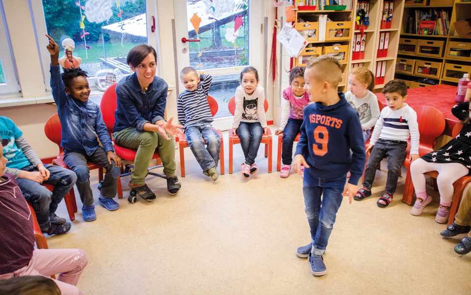Kindergarten Villa Kunterbunt Augsburg Hammerschmiede